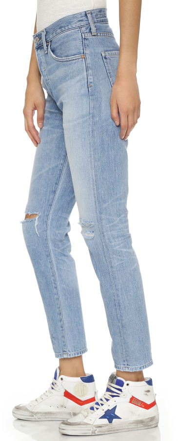 Citizens of Humanity Liya High Rise Classic Fit Jeans 5