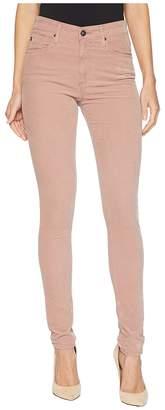 AG Adriano Goldschmied Farrah Skinny in Sulfur Pale Wisteria Women's Jeans