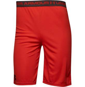 Under Armour Junior Boys Tech Prototype 2.0 Shorts Red