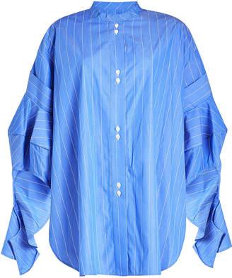 Ellery Goldman Draped Cone Shirt