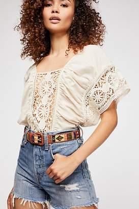 Vintage Vibes Textile Belt