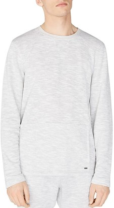 UGG® Novel French Terry Sweatshirt $85 thestylecure.com