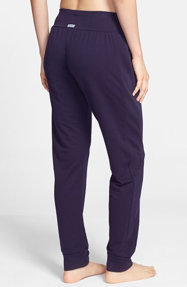 DKNY 'Noon in New York' French Terry Sweatpants
