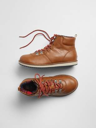 Gap Lace-Up Boots