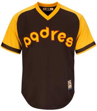 Majestic Men San Diego Padres Cooperstown Replica Jersey