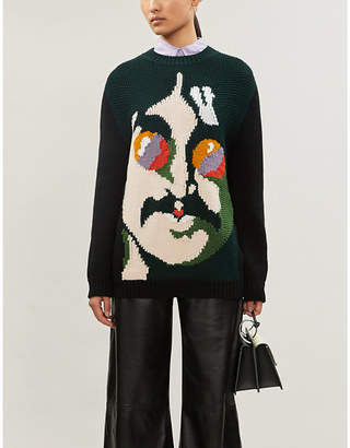 Stella McCartney x The Beatles John Lennon wool jumper