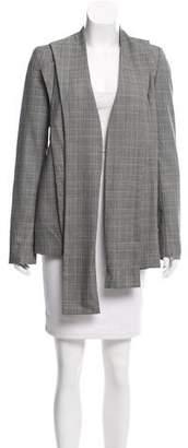Kimberly Ovitz Draped Cropped Jacket