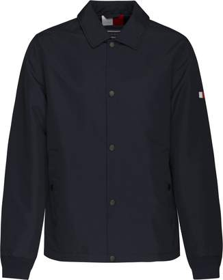 Tommy Hilfiger Men's Nylon Canvas Coach Jacket
