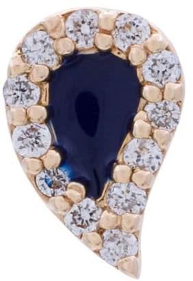 Alison Lou Tear Drop stud earring