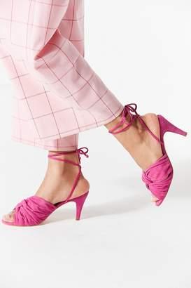 Charlotte Stone Melle Ankle Wrap Heel