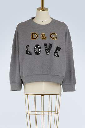 Dolce & Gabbana Love sweatshirt