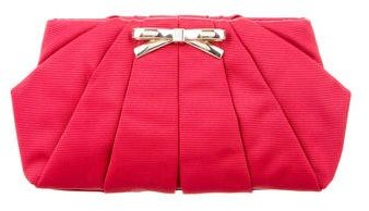 Kate Spade Kate Spade New York Pleated Bow Clutch