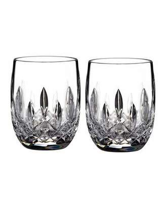 Waterford Crystal Lismore Rounded Tumblers, Set of 2