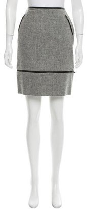 Boy. by Band of Outsiders Knee-Length Wool Skirt $75 thestylecure.com