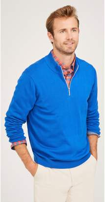 J.Mclaughlin Carlson 1/4 Zip Sweater