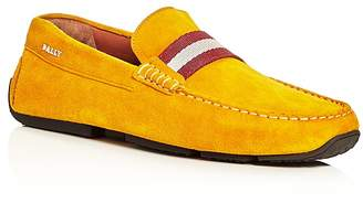 Bally Men's Pearce Suede Drivers