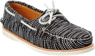 Sperry Women's Gold Cup A/O Leather Boat Shoe