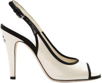 Chanel Patent leather sandals