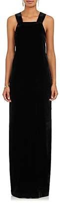 Ulla Johnson Women's Victoire Silk-Blend Velvet Dress