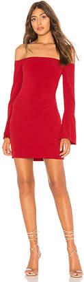 About Us Sophia Split Sleeve Dress