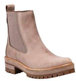 Timberland Courmayeur Leather Chelsea Boots