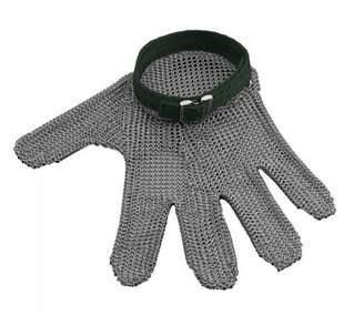 Carl Mertens Steel mesh Oyster Glove