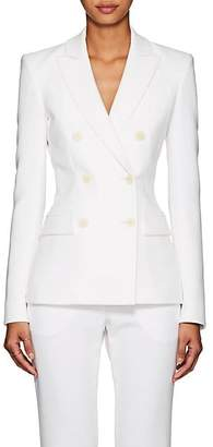 Altuzarra Women's Indiana Double-Breasted Blazer - White