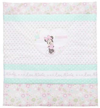 Disney Minnie Mouse Crib Bedding Set - Pink