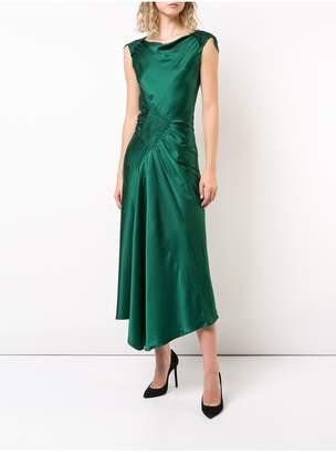 Jason Wu Silk Sleeveless Cocktail Dress
