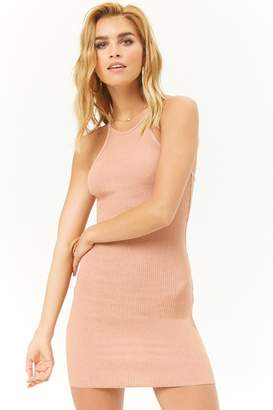 Forever 21 Ribbed Mini Dress