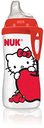 NUK Hello Kitty Silicone Spout Active Cup, 10-Ounce