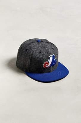 New Era Pattern Pop Montreal Expos Snapback Hat