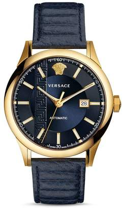 Versace Aiakos Automatic Watch, 44mm