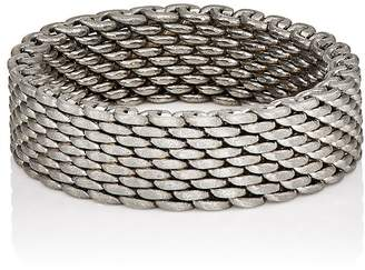 Miansai Men's Moore Mesh-Chain Ring