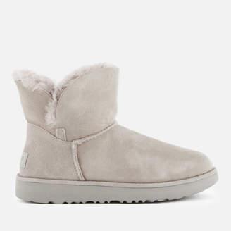 UGG Women's Classic Cuff Mini Sheepskin Boots