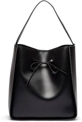 Sole Society Primm Vegan Bucket Bag w/ Tie