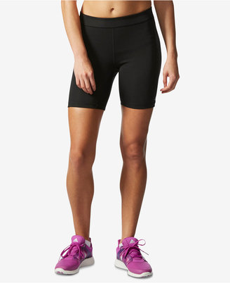adidas ClimaLite® Compression Shorts $30 thestylecure.com