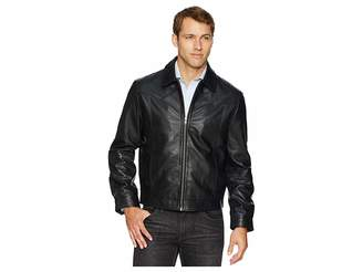 Scully Barron Soft Leather Zip Front Jacket
