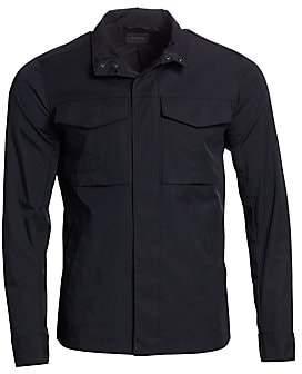 Theory Men's Yost Fuel Nylon Jacket