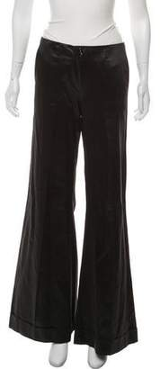 John Richmond Mid-Rise Pants