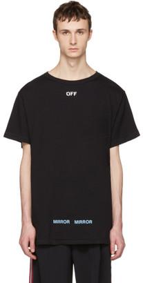 Off-White Black Care 'Off' T-Shirt $305 thestylecure.com