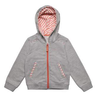 Esprit Girl's Sweat Jacket With Hood Rosa (Camelia 355) 2-3 years (Manufacturer Size: 92-98)