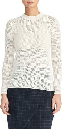 Rachel Roy Collection Openwork Sweater