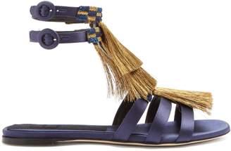 SANAYI 313 Sirenuse tassel-embellished sandals