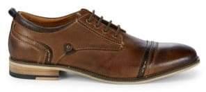 Steve Madden Kobold Cap Toe Leather Derbys