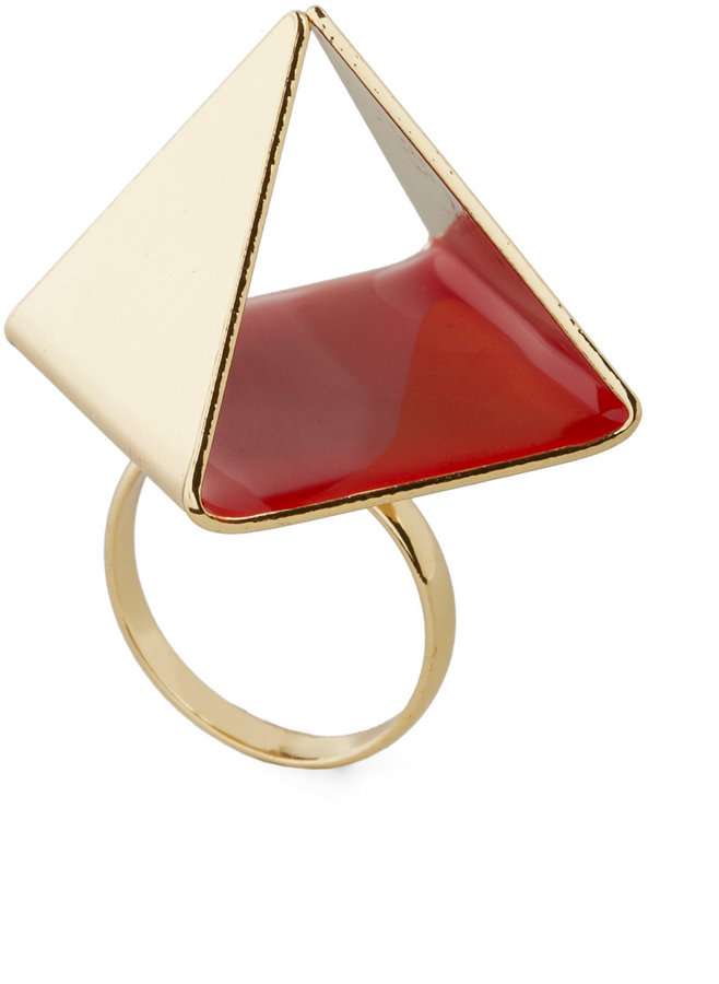 Peer-amid Ring