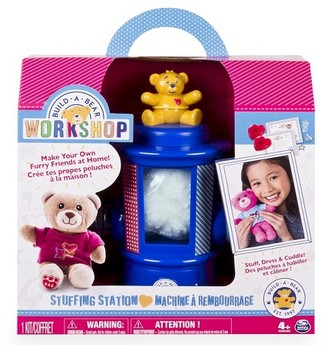 Build-A-Bear Workshop Stuffing Station by Spin Master $19.99 thestylecure.com
