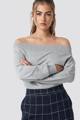 Rut & Circle Rut&Circle Off Shoulder Sweatshirt