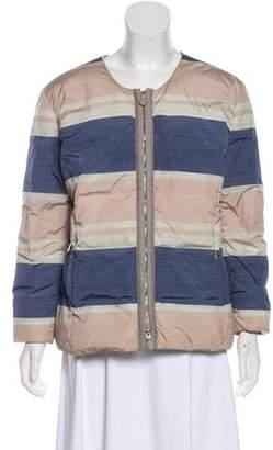 Armani Collezioni Lightweight Puffer Jacket