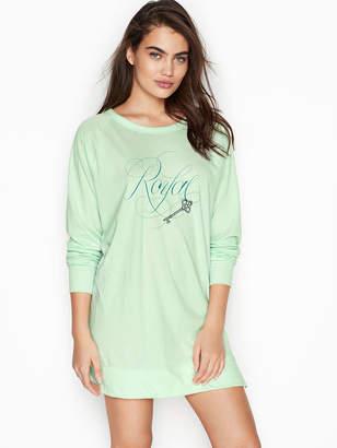 Victoria's Secret Victorias Secret The Angel Long Sleeve Sleepshirt